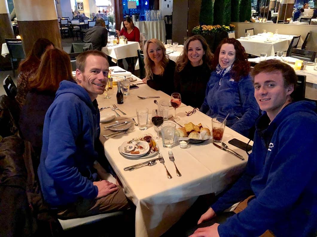 CC Family Dinner